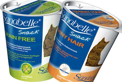 Nowe produkty Sanabelle dla kota, fot. Ewenement
