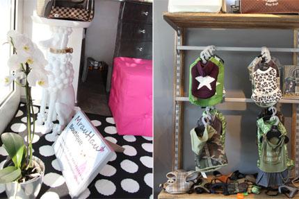 Ubranka dla psów i kotów w butiku Mrau Hau, Pr Inspiration
