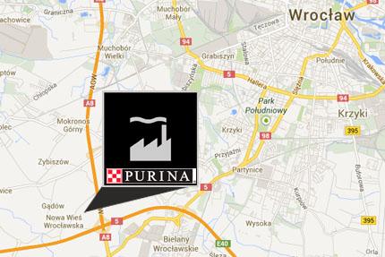 Tu powstanie fabryka oraz centrum dystrybucyjne karmy Nestlé Purina