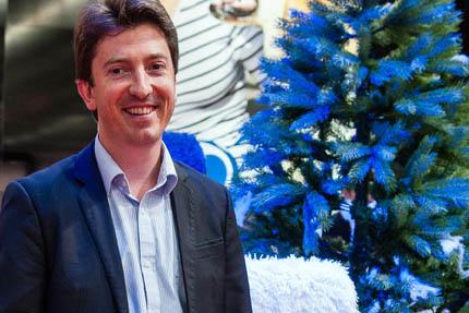 Matthieu Haurit, dyrektor generalny Zolux, fot. Paweł Jakubek