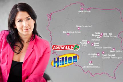 Monika Nowakowska, prezes zarządu Zoo Factory, fot. ZF
