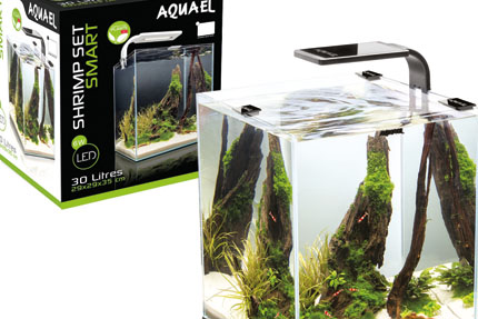 Aquael Shrimp Set Smart, fot. Aquael
