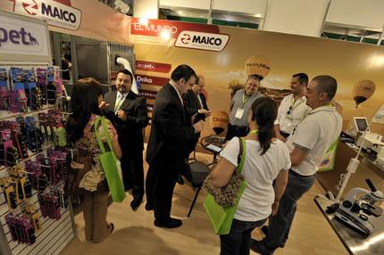 Mexico Pet Expo 2012, fot. NürnbergMesse