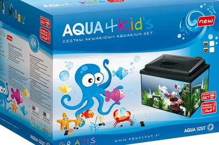 Zestaw Aqua 4 Kids, fot. Aqua Szut
