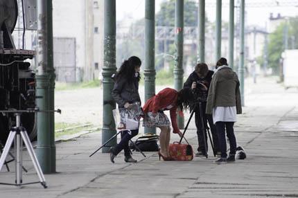 Zwierzęta w modzie - kulisy sesji, fot. Paweł Jakubek, Pet Market