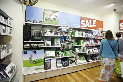Akcesoria dla psa i kota w Tchibo, fot. Paweł Jakubek, Pet Market