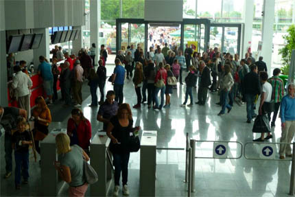 Centrum Konferencyjno-Wystawiennicze MTŁ, fot. MTŁ