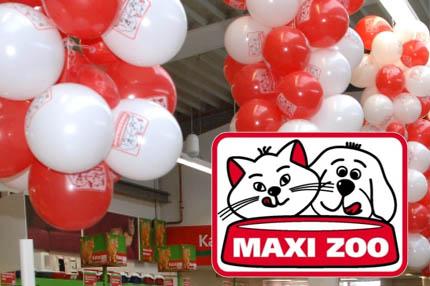 Otwarcie pierwszego Maxi Zoo, fot. Fressnapf