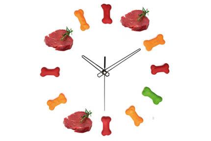 Wciąż łączy się gotową karmę z domowymi posiłkami, fot. iStock
