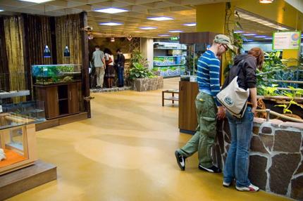 Największy format Fressnapf – Mega Zoo w Berlinie, fot. Pet Market
