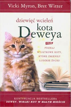 Dziewięć wcieleń kota Deweya