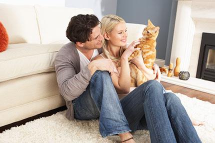 Jeśli kot chce pieszczot – to je wymusi!, fot. iStock